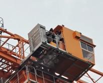 대우조선 하청 명천 노동자 40m 철탑에 …